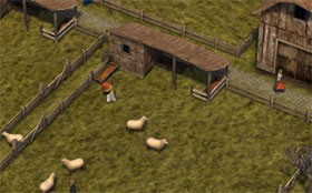 Banished trade animals bought not option at pasture