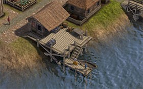 Fishing Dock preview